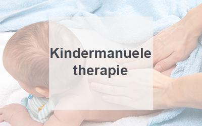 Kindermanueel therapie